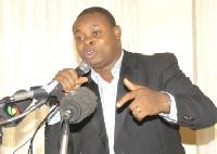 Franklin Cudjoe - President of IMANI Ghana