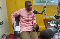 NDC National Organiser, Kofi Adams