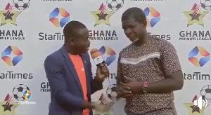 Head coach of Asante Kotoko, Maxwell Konadu