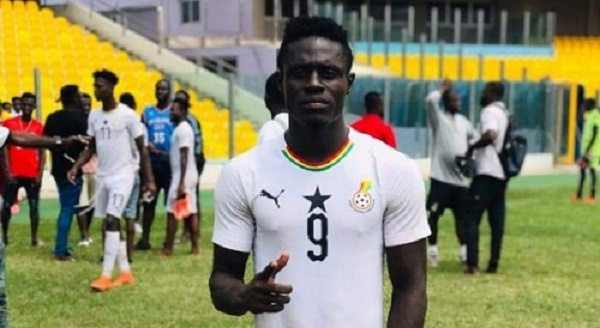 I need more time to prove myself at the Black Stars - Kwame Opoku