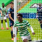 Jeremie Frimpong scores as Celtic thump Hamilton in season opener