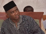 Tarkwa-Nsuaem Member of Parliament, George Mireku Duker