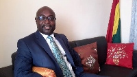 Lawyer William Nyarko, Executive Director, ACILA