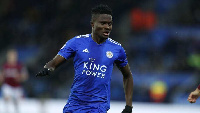Amartey is under contract at the King Power Stadium until 2022