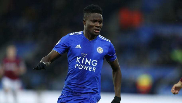 Amartey makes Premier League return after 23 months, impresses in big win over Man City