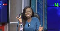 Ghanaian journalist, Afia Pokua aka Vim Lady
