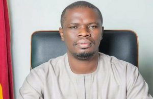 Executive Director of the National Service Scheme, Mustapha Ussif