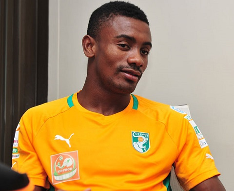 Salomon Kalou suspended by Hertha BSC for breaking social distancing measures