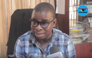 CEO of Koans Building Solutions, Kofi Anokye