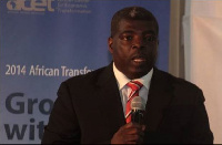 Mr Alex Frimpong, the Chief Executive Officer of GEA