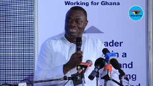 Ibrahim Mohammed Awal, Minister of Tourism, Arts and Culture
