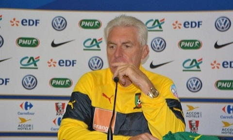 WC qualifiers: South Africa will be very tough - J.E Sarpong on Hugo Broos appointment