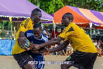 Handball game - File photo
