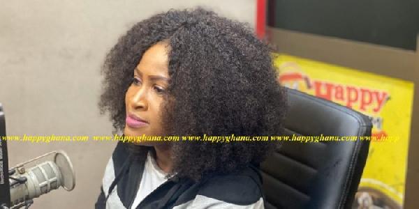 I was hurt Abieku Santana made 'devil' statement about me – Patience Nyarko