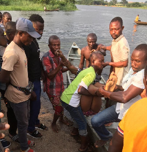 Four Persons Have So Far Been Confirmed Dead In An Accident Involving 10 Assemblies Of God Mem