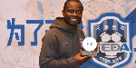 Frank Acheampong wins MVP in Chinese Super League Play-offs