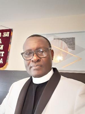 Founder and Leader of Victory Outreach Church Worldwide, Apostle Paul Kofi Agyekum