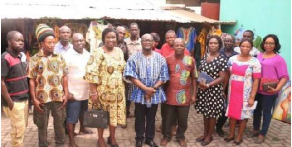 Aburi Craft Village appeals for removal of non-tariff barriers