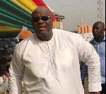 Greater Accra Regional Minister, Henry Quartey