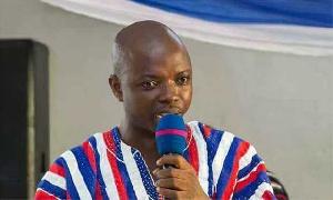 Kwame Baffoe popularly known as Abronye DC