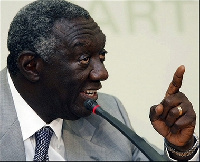 Fmr. President J.A. Kufuor