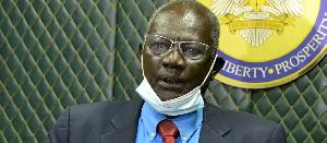 Information Minister, Michael Makuei