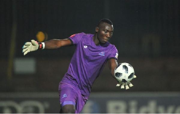 Black Stars goalkeeper Richard Ofori vows to work hard amid transfer speculations