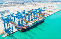 Tema Port [File Photo]
