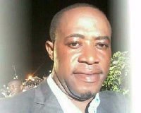 Daniel Agyenim Boateng, former Ashanti Regional Organiser of the ruling New Patriotic Party