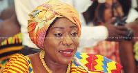 Mrs. Catherine Abelema Afeku, Minister for Tourism, Culture and Creative Arts