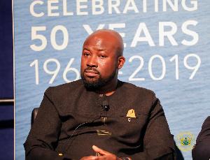 Senyo Hosi, CEO, Ghana Chamber of Bulk Oil Distributors