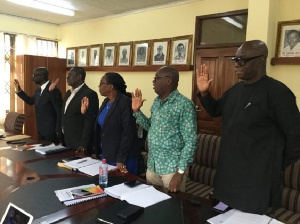 The GFA election is slated for October 25