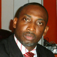 Founder and Leader of the 'I Am Family Chapel', Pastor Jafter Twum