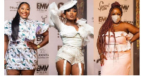 Gloria Sarfo, Efya and others are reported to have not bold fashion statements