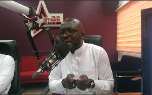 Ibrahim Adjei PS