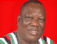 Moses Bukari-Mabengba, Ghana's Former Ambassador to Angola