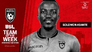 Solomon Asante Ph