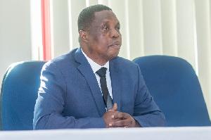Kwasi Adu-Gyan, Director General - AITI-KACE
