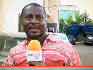 Vice-chairman of the FA Cup Committee, Kofi Poku