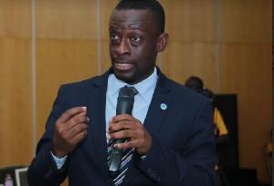 Western Region Minister, Kwabena Otchere Darko Mensah