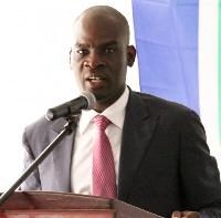 Haruna Iddrissu, Minister of Employment & Labour Relations