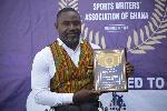 Ghanaian para-athlete, Raphael Botsyo Nkegbe