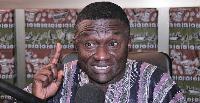 MP for Wassa East, Isaac Adjei-Mensah
