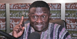Mr Isaac Adjei Mensah, Member of Parliament (MP) for Wassa East