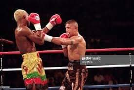Today In History: Fernando Vargas beat Ike Quartey to defend IBF belt