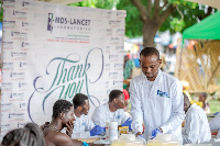 MDS-Lancet has contributed immensely to the fight against the disease in Ghana