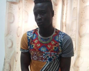Mohammed Kwame was sentenced to to 18 months imprisonment in hard labour