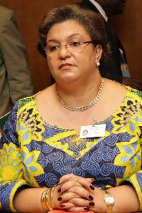 Hannah Tetteh - Foreign Affairs Minister
