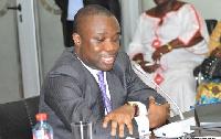 Deputy Communications Minister, Felix Kwakye-Ofosu