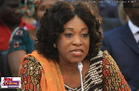 Shirley Ayorkor Botchwey, Minister of Foreign Affairs